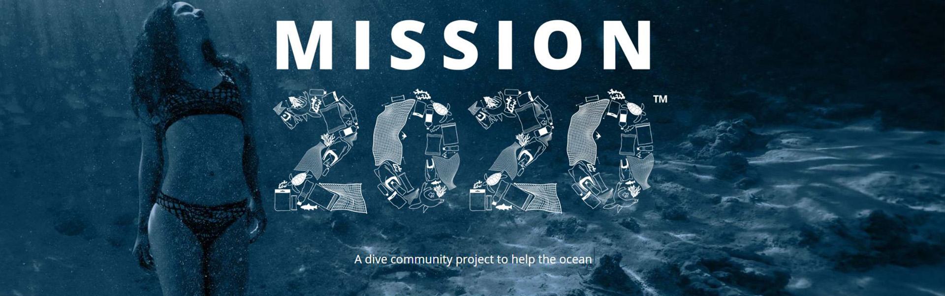 Jesteśmy w projekcie Mission 2020